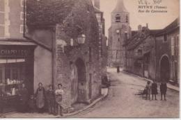YONNE-Nitry-Rue Du Commerce - - Other Municipalities