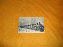 CARTE POSTALE ANCIENNE NON CIRCULEE DATE ?. / GOTTHARD - EXPRESS. SUISSE.. - Trains