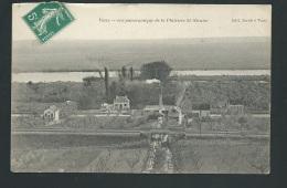 Vaux   -   Vue Panoramique De La Platrière St Nicaise   Zbg 40 - Vaux De Cernay