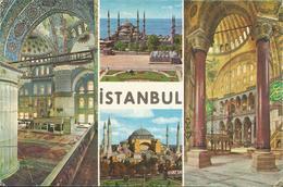 TURKEY ISTAMBUL, PC, Circulated 1981 - Islam