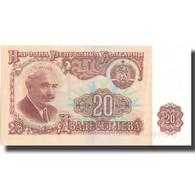 Billet, Bulgarie, 20 Leva, 1974, 1974, KM:97a, SUP - Bulgarie