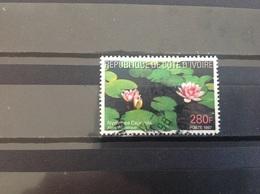 Ivoorkust / Ivory Coast - Waterplanten (280) 1997 - Ivoorkust (1960-...)