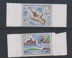 TAAF 1988 Ile Des Pingouins  2v ** Mnh (39648G) - Blocs-feuillets