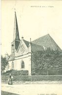 (28) HOUVILLE : L'Eglise - Francia