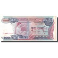 Billet, Cambodge, 100 Riels, KM:15b, SPL - Cambodia