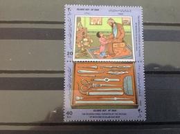 Iran - Postfris/MNH - Complete Set Geschiedenis Van Geneeskunde 1992 - Iran