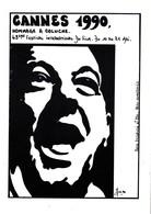 CPSM Hommage à COLUCHE Artiste Festival Film CANNES 1990 Tirage Limité Illustrateur LARDIE - Lardie