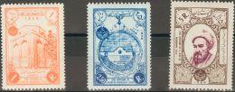 Irán  **Yv 861/63. 1956. Serie Completa. MAGNIFICA. Yvert 2013: 30 Euros. - Iran