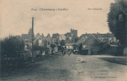 CPA 72 CHANTENAY Vue Générale - Other Municipalities