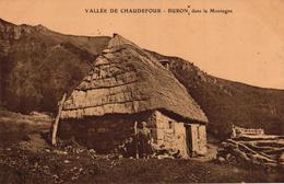 VALLEE DE CHAUDEFOUR -63- BURON DANS LA MONTAGNE - France