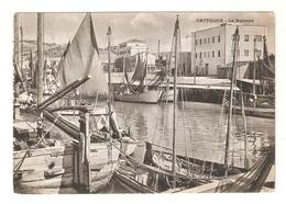 CT--02605--  CATTOLICA ( RIMINI ) - LA DARSENA - VIAGGIATA 1951 - Altre Città