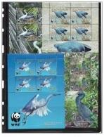 Blocs Sheet  Oiseau Oiseaux Bird Birds Aigrette Egret   Neuf ** MNH Penrhyn 2008 - Penrhyn