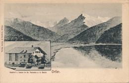 CPA ITALIE Ortles Ortler - Bolzano (Bozen)