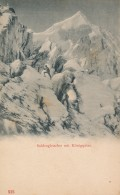 CPA ITALIE Suldengletscher Mit Konigspitze - Bolzano (Bozen)