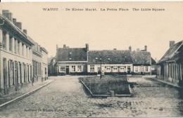 CPA BELGIQUE WATOU De Kleine Markt La Petite Place - Poperinge