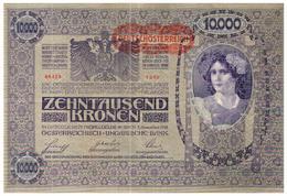 Billet >  Hongrie >   10.000 1918 - Ungarn