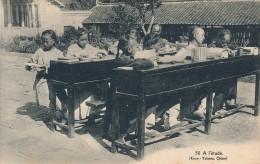 CPA CHINE Mission De Koui-Yang - A L'étude -  Kouy Tcheou - China