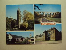 29417 - BUTGENBACH - 4 ZICHTEN - ZIE 2 FOTO'S - Butgenbach - Buetgenbach