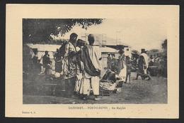 Dahomey - PORTO NOVO - Au Marché - Dahome