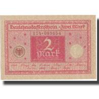 Billet, Allemagne, 2 Mark, 1920, 1920-03-01, KM:59, SPL+ - [ 3] 1918-1933 : République De Weimar