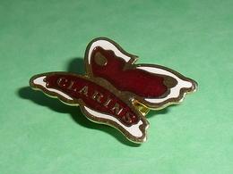 Pin's / Parfums : Clarins , Papillon  TB1W - Perfume