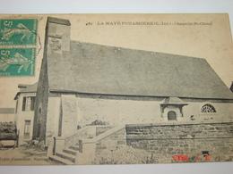 C.P.A.- La Haye Fouassière (44) - Chapelle Saint Cloud - 1919 - SUP (AK 20) - France