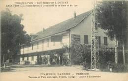 ST JORIOZ-hôtel De La Poste-café Restaurant - France
