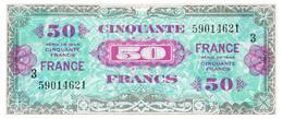 Billets >  France > 50 Francs >  Trésor > 1944  France Comme Neuf - 1944 Drapeau/France