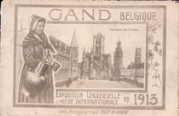 Gent Gand Exposition Universelle Et Internationale En 1913 - Gent