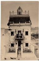 FOTOGRAFIA EDIFICIO - Spedita Da PACECO - TRAPANI - 1928 - Vedi Retro - Trapani