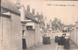 Gent Gand Le Petit Béguinage Une Ruelle - Gent