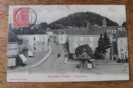 BRUYERES EN VOSGES (88) - LA GRANDE RUE - Bruyeres