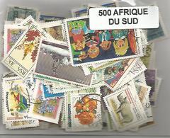Lot 500 Timbres D'Afrique Du Sud - Non Classés