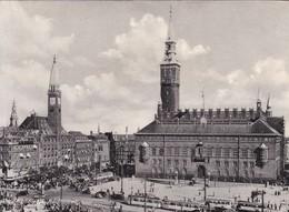 COPENHAGEN. THE TOWN HALL. RUDOLFF OLSEN. CIRCA 1940's- BLEUP - Denemarken