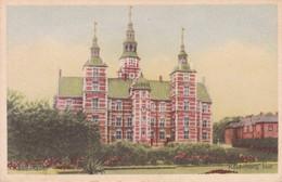 KOBENHAVN. ROSENBORG SLOT. CIRCA 1900's- BLEUP - Denemarken