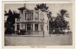 TRAPANI - CHALET FIORNINO - 1925 - Vedi Retro - Formato Piccolo - Trapani