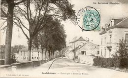 CPA - NEUFCHÂTEAU (88) - Aspect De L'entrée Du Bourg Par La Route De Nancy En 1904 - Neufchateau