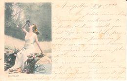 Thèmes - CPA - Fantaisies - Femmes - Reutlinger - Femmes