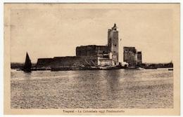 TRAPANI - LA COLOMBAIA OGGI PENITENZIARIO - 1926 - Vedi Retro - Formato Piccolo - Trapani