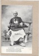 LA BRESSE - 88 -  Joueur De Vielle - TON3/ROUIL - - Sonstige Gemeinden
