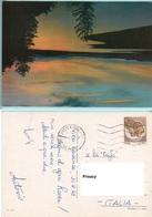 Italia -  Tramonto Sunset Couchè Du Soleil - Cartoline
