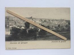 GENAPPE «ENVIRONS DE GENAPPE,PANORAMA DE BOUSVAL( 1900)Édit E.DOHET ,Genappe. - Genappe