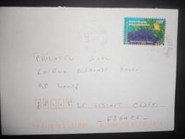 Nouvelle-caledonie Lettre De Mont Dore 2015 Pour Le Vesinet - Nouvelle-Calédonie