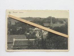 GENAPPE «PANORAMA DE BOUSVAL( 1918) Édit A.ROCH-ORET ,Bousval (NELS). - Genappe