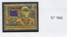 CONGO KINSHASA ZAIRE  COB 966 MNH - Zaïre