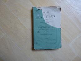 Annuaire Des Eaux Et Forêts 1877  (I) - 1801-1900