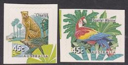 Australia ASC 1458b-1459b 1994 Zoos Self Adhesive, Mint Never Hinged - 1990-99 Elizabeth II