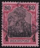 Deutsch   Turkei      .    Michel  .   19  I        .       O       .         Gebraucht - Deutsche Post In Der Türkei