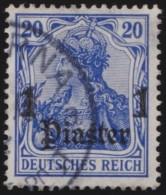 Deutsch   Turkei      .    Michel     .     26        .       O       .         Gebraucht - Deutsche Post In Der Türkei