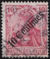 Deutsch   Turkei      .    Michel     .     49      .       O       .         Gebraucht - Deutsche Post In Der Türkei